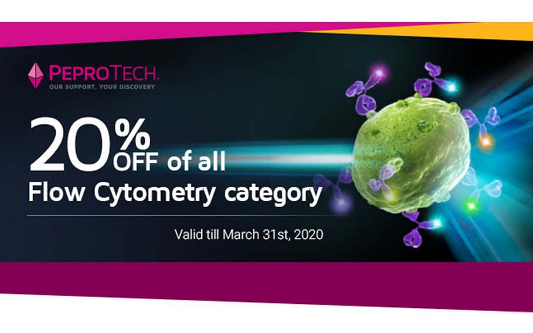 PeproTech 20% Off Flow Cytometry Products