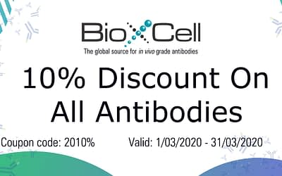 Bio X Cell Launch Promotion